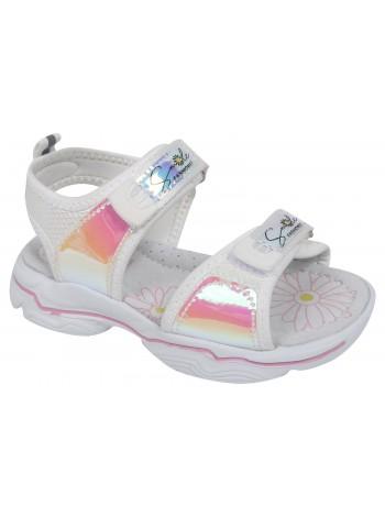 Туфли открытые Tom&Miki B-9192-A белый (26-31)
