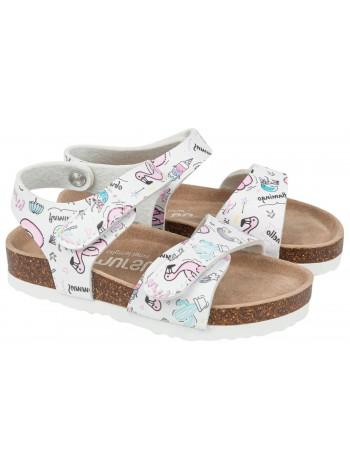 Туфли открытые MURSU S21SDPU802G белый (23-32)