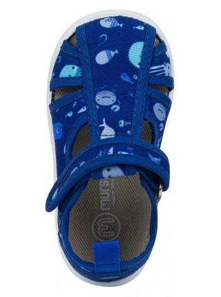 Текстильная обувь MURSU S21SDT707B синий (22-27)