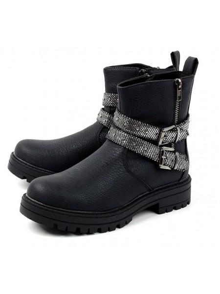 Ботинки Antilopa AL 202191 черный (32-37)