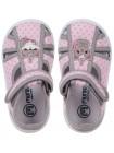 Текстильная обувь MURSU 217602 серый (22-27)