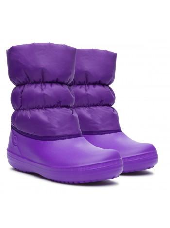 Сноубутсы Дюна 547 фиолетовый (33-40)