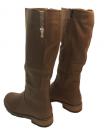 Сапоги зимние YLL.YILILAY B96-3 коричневый (36-40)