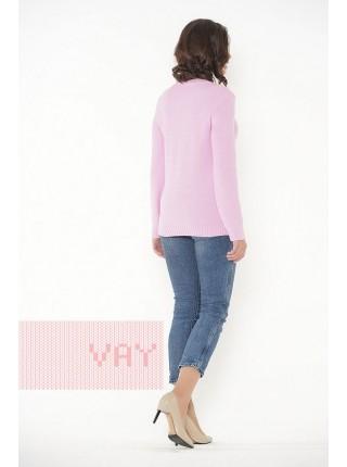 Джемпер женский 182-4680 розовый (42-48)
