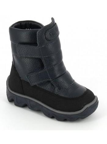 Ботинки зимние Тотта 453-ТП синий (23-26)