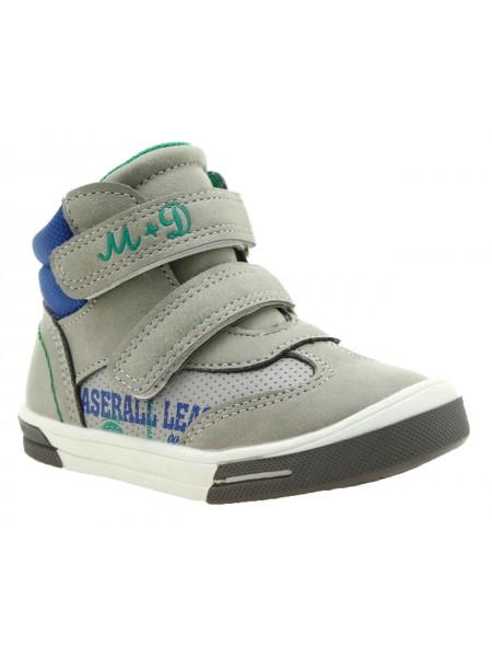 Ботинки М+Д 2216-3 серый (22-27)