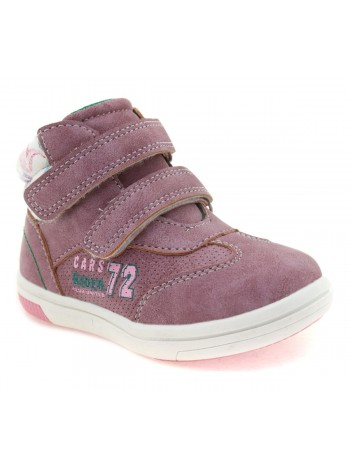 Ботинки М+Д 2266-11 сирень (22-27)