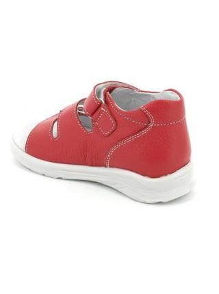 Туфли открытые ТОТТА 1142-КП грейфрут (27-31)
