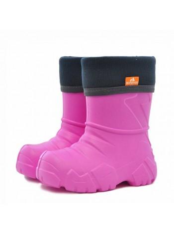 Сапоги резиновые Nordman Kids 3-111-R10 розовый (32-35)