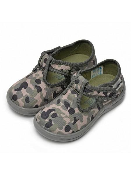 Текстильная обувь Nordman Stars 131066-02 хаки (22-26)