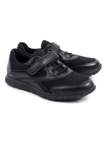 Кроссовки Berten B2021152 черный (32-37)