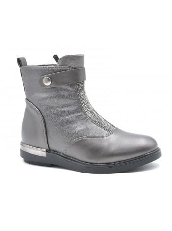 Ботинки Тотошка F6030-3 бронза (32-37)