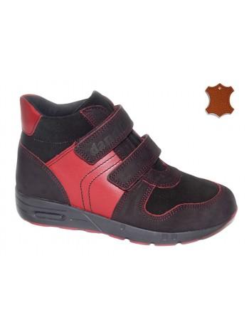 Ботинки DANDINO DND3008-44-7B-08 красный (31-36)