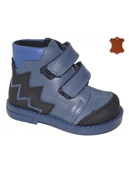 Ботинки DANDINO DND029-42-9А синий (18-25)
