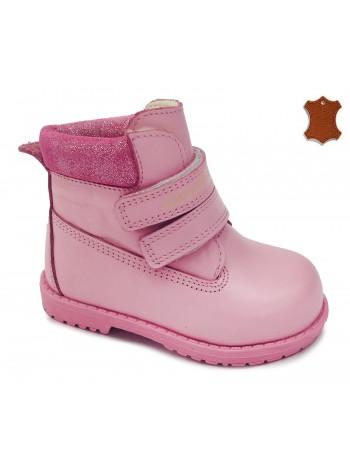 Ботинки зимние DANDINO DND3000-53-9B розовый (26-30)