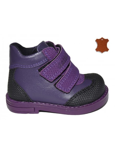 Ботинки DANDINO DND3055-42-9B фиолетовый (18-25)