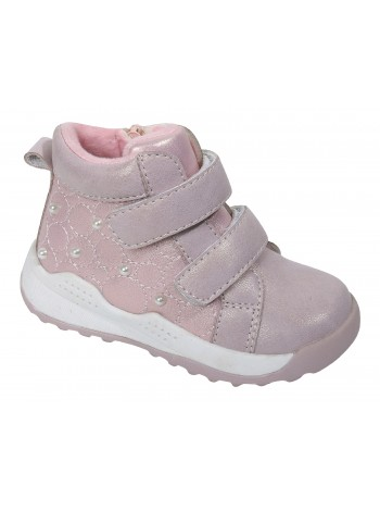 Ботинки Tom&Miki B-7756-E розовый (22-27)
