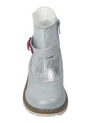 Ботинки Tom&Miki B-7760-F серебро (22-27)