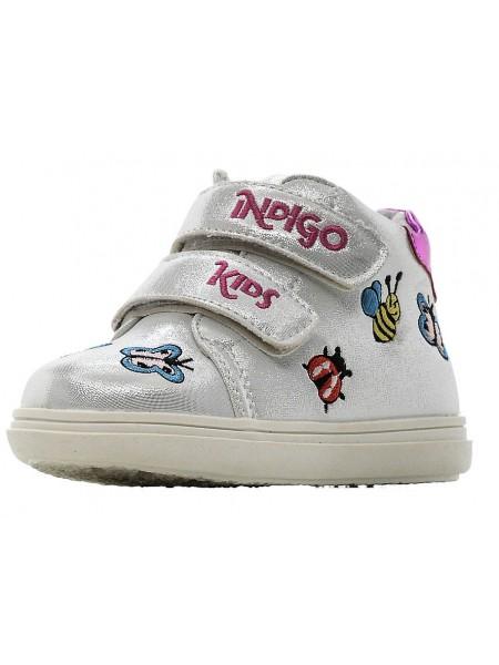 Ботинки INDIGO 51-785B/12 белый (20-25)