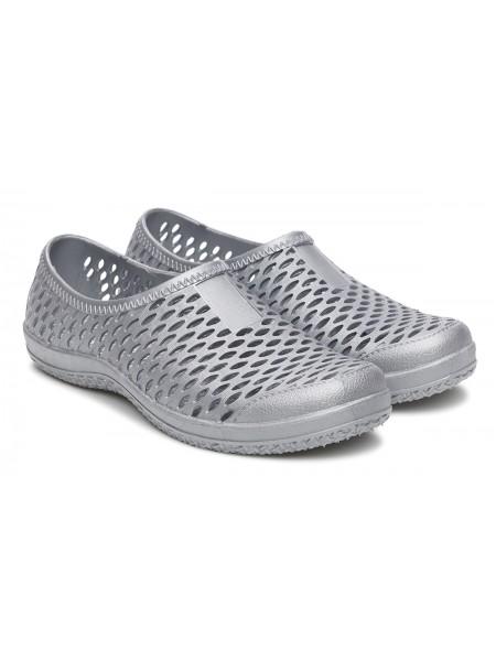 Туфли открытые Дюна 852 серый (35-41)