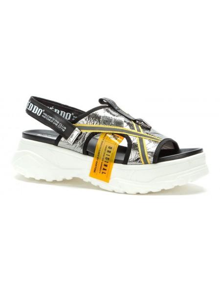 Туфли открытые KEDDO 807655/01-02 бронза (36-41)