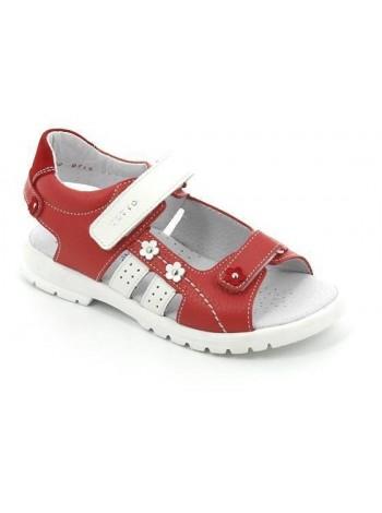 Туфли открытые ТОТТА 1183 красный (27-31)