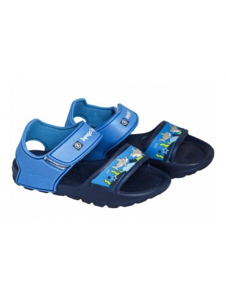 Пляжная обувь INDIGO 24-062A/12 синий (24-29)