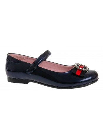 Туфли Сказка R528834317 синий (31-37)