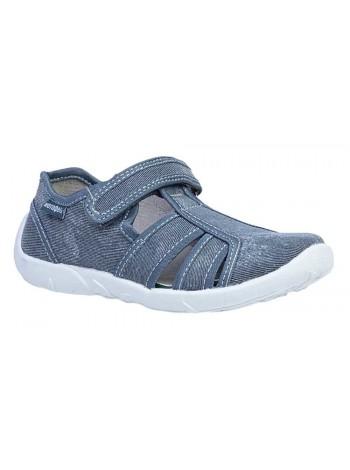 Текстильная обувь Котофей 521005-11 серый (30-33)