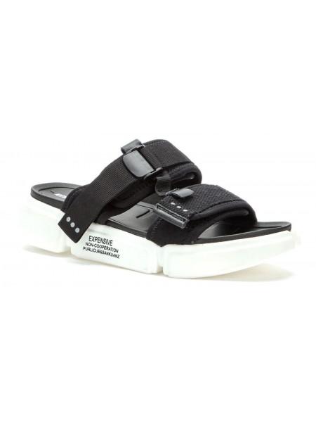 Туфли открытые KEDDO 807691/01-02 черный (36-41)