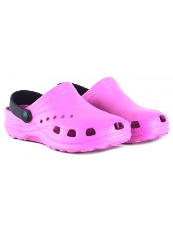 Кроксы Дюна 601/06 розовый/фиолетовый (35-42)