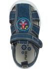 Текстильная обувь MURSU 215315 синий (21-26)