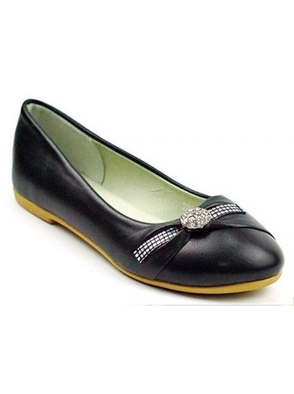 Туфли B&G 2809-4A черный (31-37)