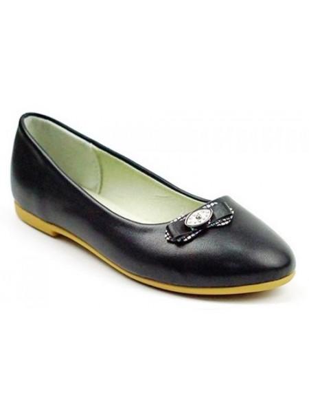 Туфли B&G 2809-7A черный (31-37)