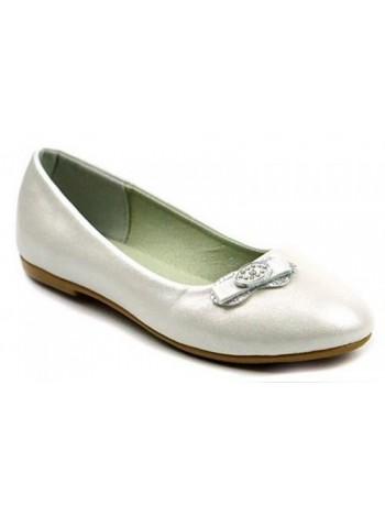 Туфли B&G 2809-7C белый (31-37)