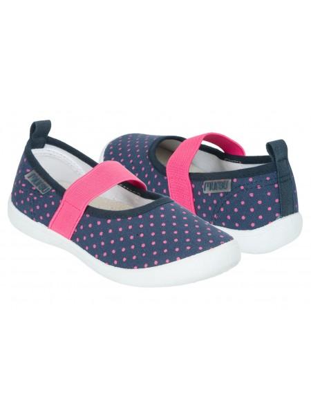 Текстильная обувь MURSU 211227 синий (25-30)