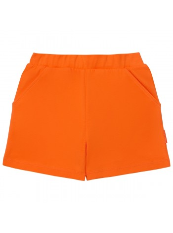 Шорты KoganKids 211-235-18 оранжевый (98-140)