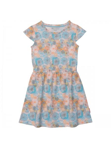 Платье KoganKids 211-330-56 медузы (92-140)