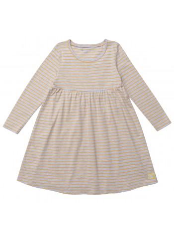 Платье KoganKids 241-329-22 в полоску (92-128)