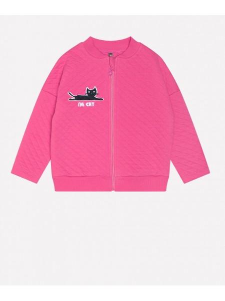 Жакет Crockid КР 300752 я.розовый (86-98)