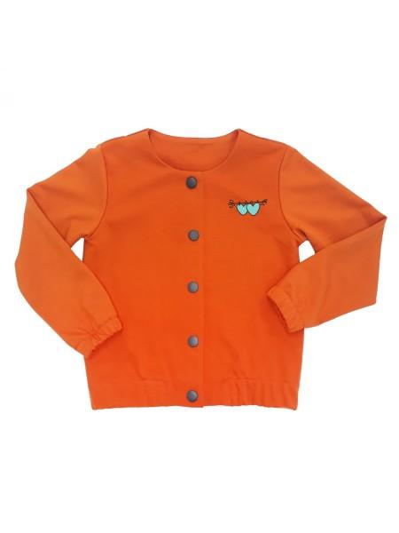 Жакет Candy's 033GC0212A темно-оранжевый (92-128)