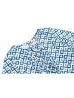Платье Candy's 036GC0859m ромбики синие (98-128)