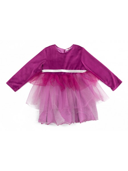 Платье Candy's 036GC0855m фиалка (98-128)
