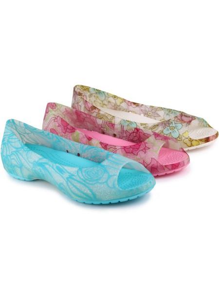 Пляжная обувь Effa 44201 розовый (36-40)