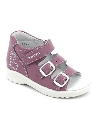 Туфли открытые ТОТТА 1142-КП фиолетовый (27-31)