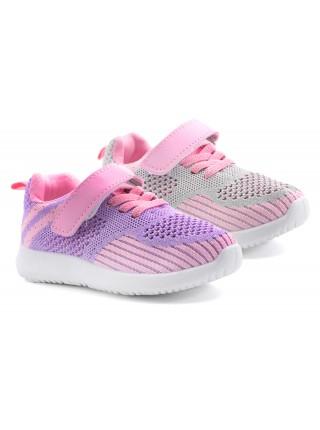 Кроссовки Колобок 9612-2 фиолетовый (25-30)