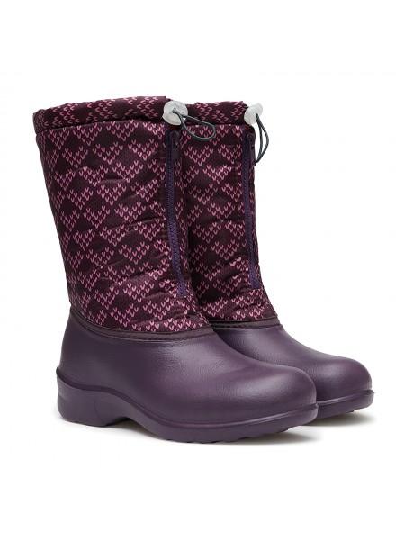 Сноубутсы Дюна 321/05 фиолетовый (37-41)