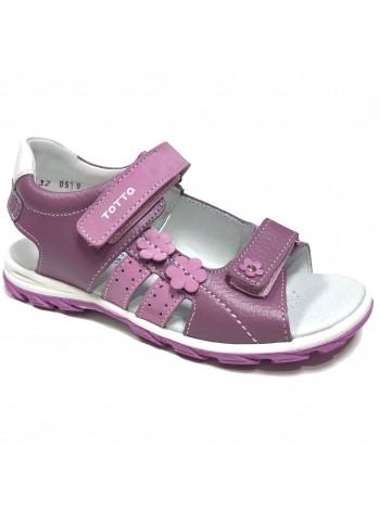 Туфли открытые ТОТТА 1183/1 фиолетовый (35-36)
