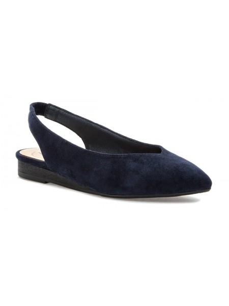 Туфли открытые BETSY 907011/01-15 синий (36-41)