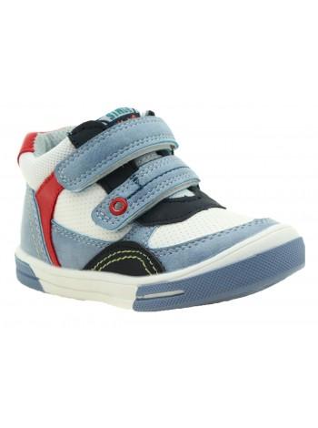Ботинки М+Д 2217-9 синий (22-27)
